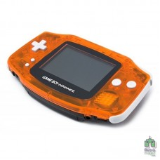 Game Boy Advance Clear Orange Б/У - інтернет магазин Retromagaz