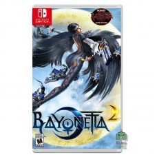 Bayonetta 2 Nintendo Switch Б/У - интернет магазин Retromagaz