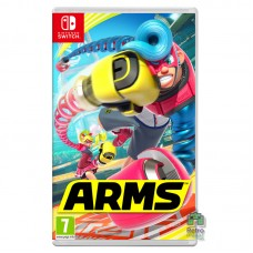 Arms РУС Nintendo Switch - интернет магазин Retromagaz