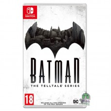 Batman The Telltale Series РУС Nintendo Switch - интернет магазин Retromagaz