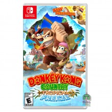Donkey Kong Country Tropical Freeze Б/У Nintendo Switch - интернет магазин Retromagaz