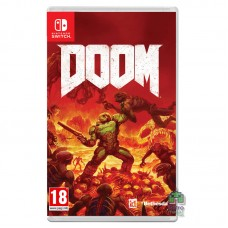 Doom РУС Nintendo Switch - интернет магазин Retromagaz