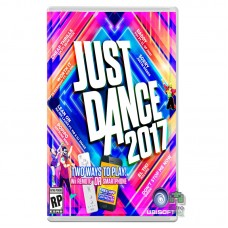 Just Dance 2017 РУС Б/У Nintendo Switch