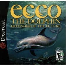 Sega Dreamcast ECCO The Dolphin Defender of the Future (E) Оригинал Б\У - интернет магазин Retromagaz