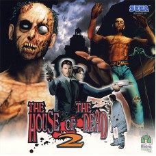 Sega Dreamcast House of the Dead 2 (E) Оригинал Б\У - интернет магазин Retromagaz