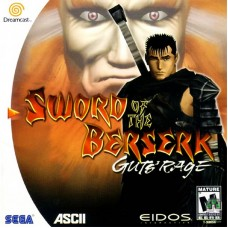 Sega Dreamcast Sword of the Berserk: Guts' Rage (E) Оригигинал Б\У - интернет магазин Retromagaz