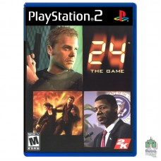 24 The Game (PAL) |PS2 |оригинал |Б/У