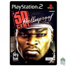 50 cent Bulletproof PS2 Б/У - интернет магазин Retromagaz