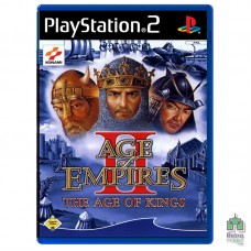 Age of Empires 2: The Age of Kings (E) оригинал PS2 Б/У