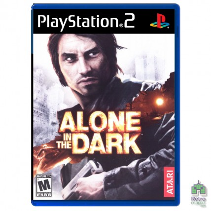 Alone In The Dark| PS2 | Б/У