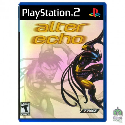Alter Echo (PAL) |PS2| оригінал| Б/У