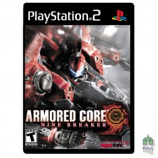 Armored core Mine Breaker PS2 Б/У - интернет магазин Retromagaz