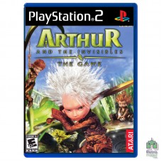 Arthur and the Invisibles (PAL) |PS2|оригинал| Б/У - интернет магазин Retromagaz