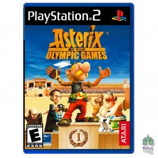 Asterix at The Olympic Games| PS2| Б/У