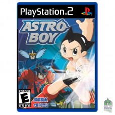 Astro Boy (PAL)| PS2 |оригинал |Б/У - интернет магазин Retromagaz