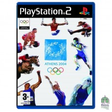 Athens 2004 Olympic Games (PAL) | PS2| оригинал | Б/У - интернет магазин Retromagaz