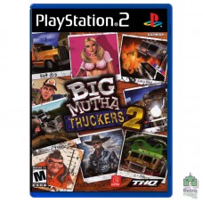 Big Mutha Truckers 2 |PS2| Б/У - интернет магазин Retromagaz