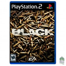 Black (PAL)| PS2 | оригинал | Б/У - интернет магазин Retromagaz