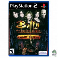 Buffy the Vampire Slayer Chaos Bleeds (PAL) PS2 оригинал Б/У - интернет магазин Retromagaz