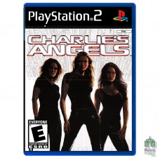 Charlie's Angels (PAL) PS2| оригинал| Б/У - интернет магазин Retromagaz