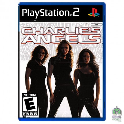 Игры PlayStation 2 Оригинал - Charlie's Angels (PAL) PS2| оригинал| Б/У