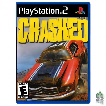 Игры PlayStation 2 Оригинал - Crashed (PAL) |PS2 |оригинал| Б/У