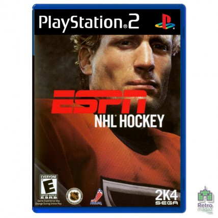 Игры PlayStation 2 Оригинал - ESPN NHL Hockey (PAL) |PS2 |оригинал| Б/У