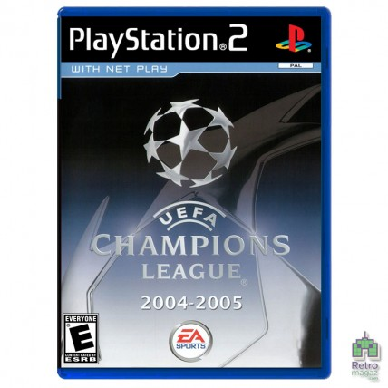 Игры PlayStation 2 Оригинал - UEFA Champions League 2004-2005 (PAL) PS2 оригинал Б/У