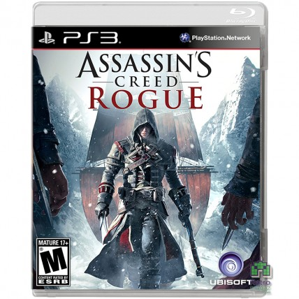 Игры PlayStation 3 - Assassin's Creed Rogue PS3