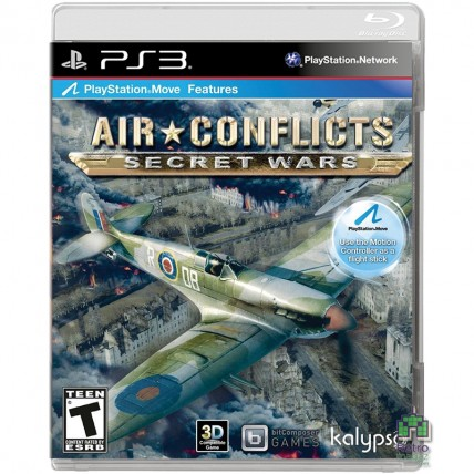 Air Conflicts Pacific Carriers PS3
