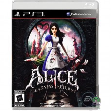 Alice Madness Returns Б/У PS3