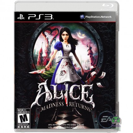Игры PlayStation 3 - Alice Madness Returns Б/У PS3