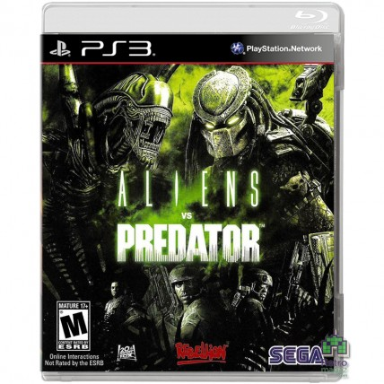 Игры PlayStation 3 - Aliens vs Predator PS3