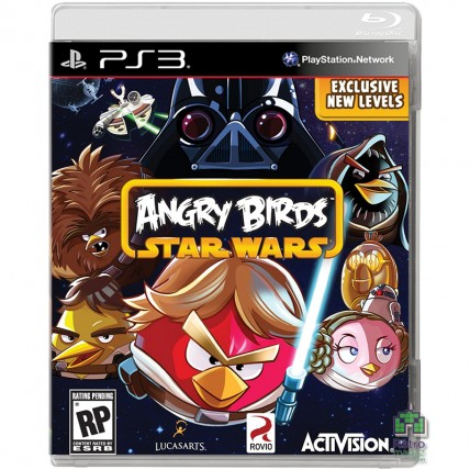 Игры PlayStation 3 - Angry Birds Star Wars PS3