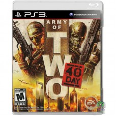 Army of Two 40 Day PS3 - интернет магазин Retromagaz