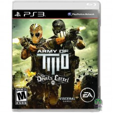 Army of Two The Devils Cartel PS3 - интернет магазин Retromagaz