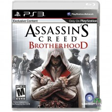 Assassin's Creed Brotherhood PS3 - интернет магазин Retromagaz