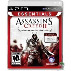Assassin's Creed 2 Game of the Year Edition PS3 - интернет магазин Retromagaz