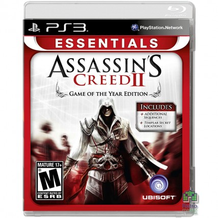 Игры PlayStation 3 - Assassin's Creed 2 Game of the Year Edition PS3