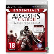 Assassin's Creed 2 Game of the Year Edition РУС PS3