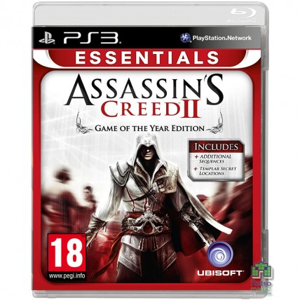 Assassin's Creed 2 Game of the Year Edition Російською PS3