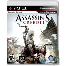 Assassin's Creed 3 PS3 - интернет магазин Retromagaz
