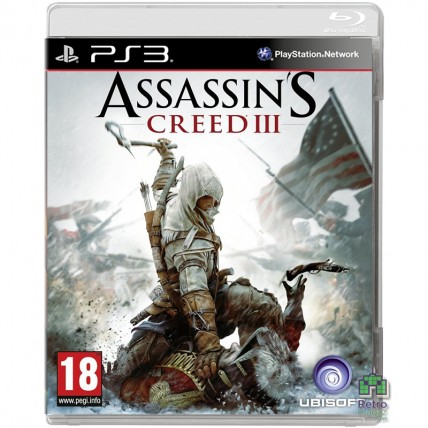 Игры PlayStation 3 - Assassin's Creed 3 РУС PS3
