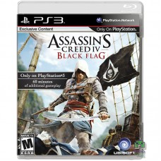 Assassin's Creed 4 Black Flag PS3 - интернет магазин Retromagaz