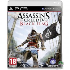 Assassin's Creed 4 Black Flag | Черный Флаг РУС PS3 - интернет магазин Retromagaz