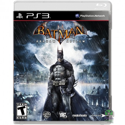 Игры PlayStation 3 - Batman Arkham Asylum PS3