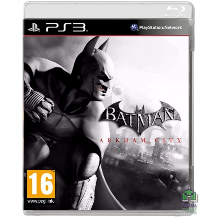 Игры PlayStation 3 - Batman Arkham City РУС PS3