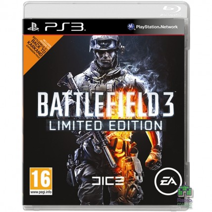 Battlefield 3 Limited Edition Російською PS3