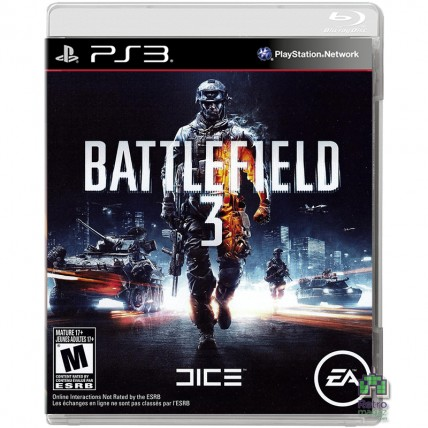 Игры PlayStation 3 - Battlefield 3 PS3