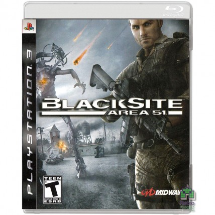 Игры PlayStation 3 - BlackSite Area 51 PS3